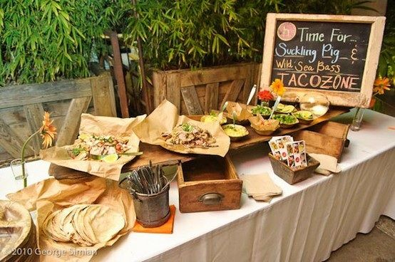 Wedding Food Drink Trends For 2013 Jemima Co Events
